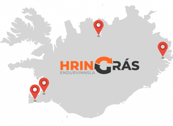 Hringrás - Starfsstöðvar